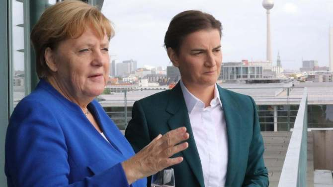 Angela Merkel prva na Forbsovoj listi najmoćnijih žena sveta, Ana Brnabić 88. 4