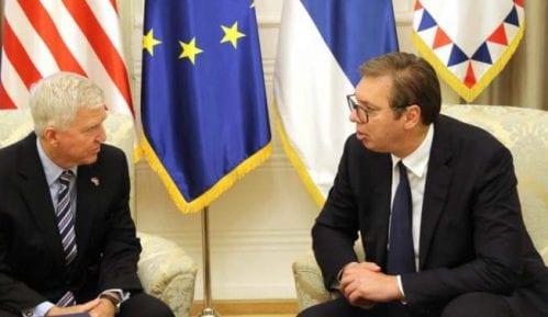Vučić sa Kajlom Skotom: Sada između Srbije i SAD ima više razumevanja 5