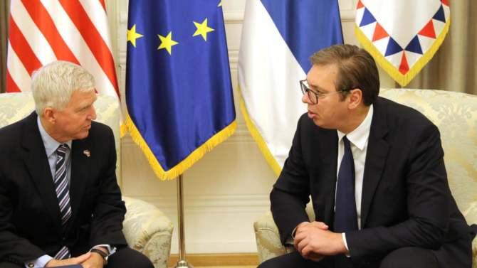 Vučić sa Kajlom Skotom: Sada između Srbije i SAD ima više razumevanja 1