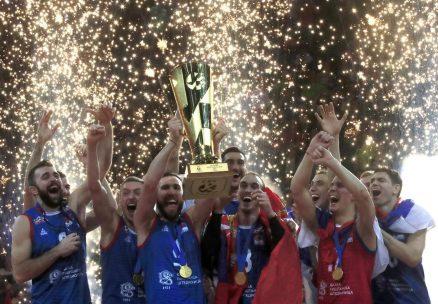 Srbija novi evropski šampion u odbojci 2