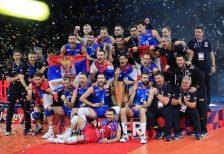 Srbija novi evropski šampion u odbojci 4