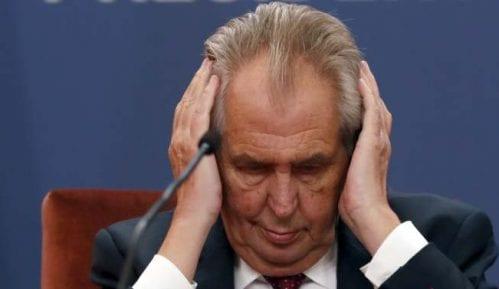 Zbog Zemanovih izjava Kosovo odustalo od samita premijera V4 i Zapadnog Balkana 5