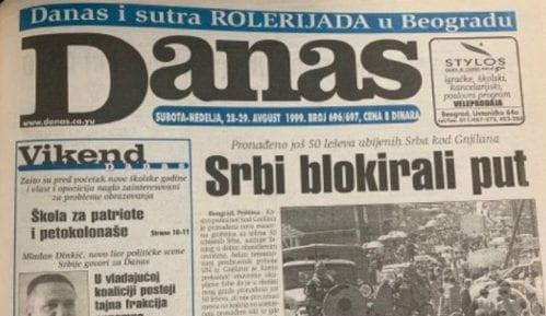 Kako je izgledao Dinkićev plan za rušenje Miloševića? 13