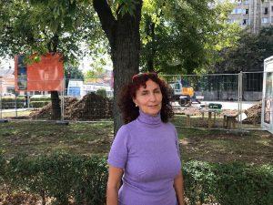 Stanari Sinđelićevog trga u Nišu bore se protiv izgradnje javne garaže 2