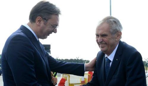 Nije prošao Zemanov predlog da Češka povuče priznanje Kosova 6