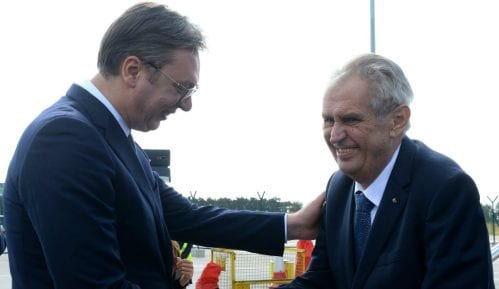 Nije prošao Zemanov predlog da Češka povuče priznanje Kosova 4