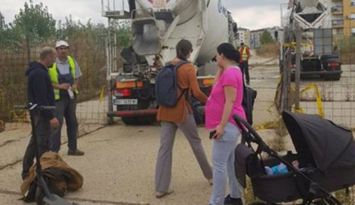 U toku blokada izgradnje crkve u naselju Stepa Stepanovićm (FOTO) 9