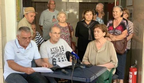 Stanari hotela Bristol štrajkuju glađu 10
