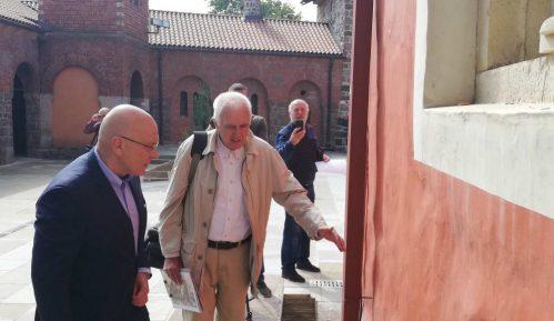 Finalno spremanje manastira Žiča za proslavu velikog jubileja  (FOTO) 8