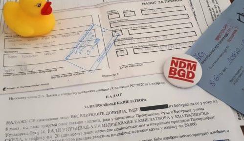 Dobrica Veselinović pozvan na odsluženje kazne zatvora 9