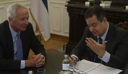 Dačić sa delegacijom Instituta East West o Zapadnom Balkanu 3
