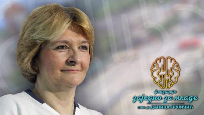 """Fondacija """"Zajedno za mlade-prof. dr Danica Grujičić"""" pokreće humanitarnu akciju u Užicu 2"""