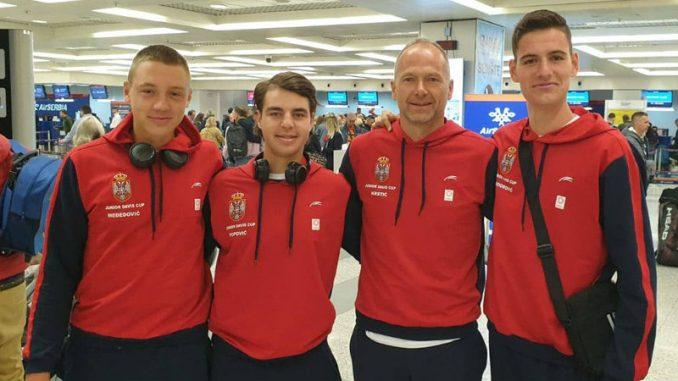 Dejvis kup: Srbija u grupi F protiv Nemačke i Austrije 2