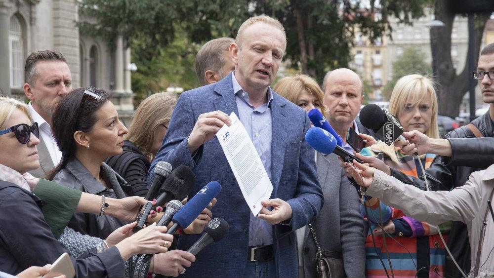 Đilas: Imamo i mi plan za Kosovo ali on se neće sprovoditi sa Vučićem, Haradinajem i Tačijem 1