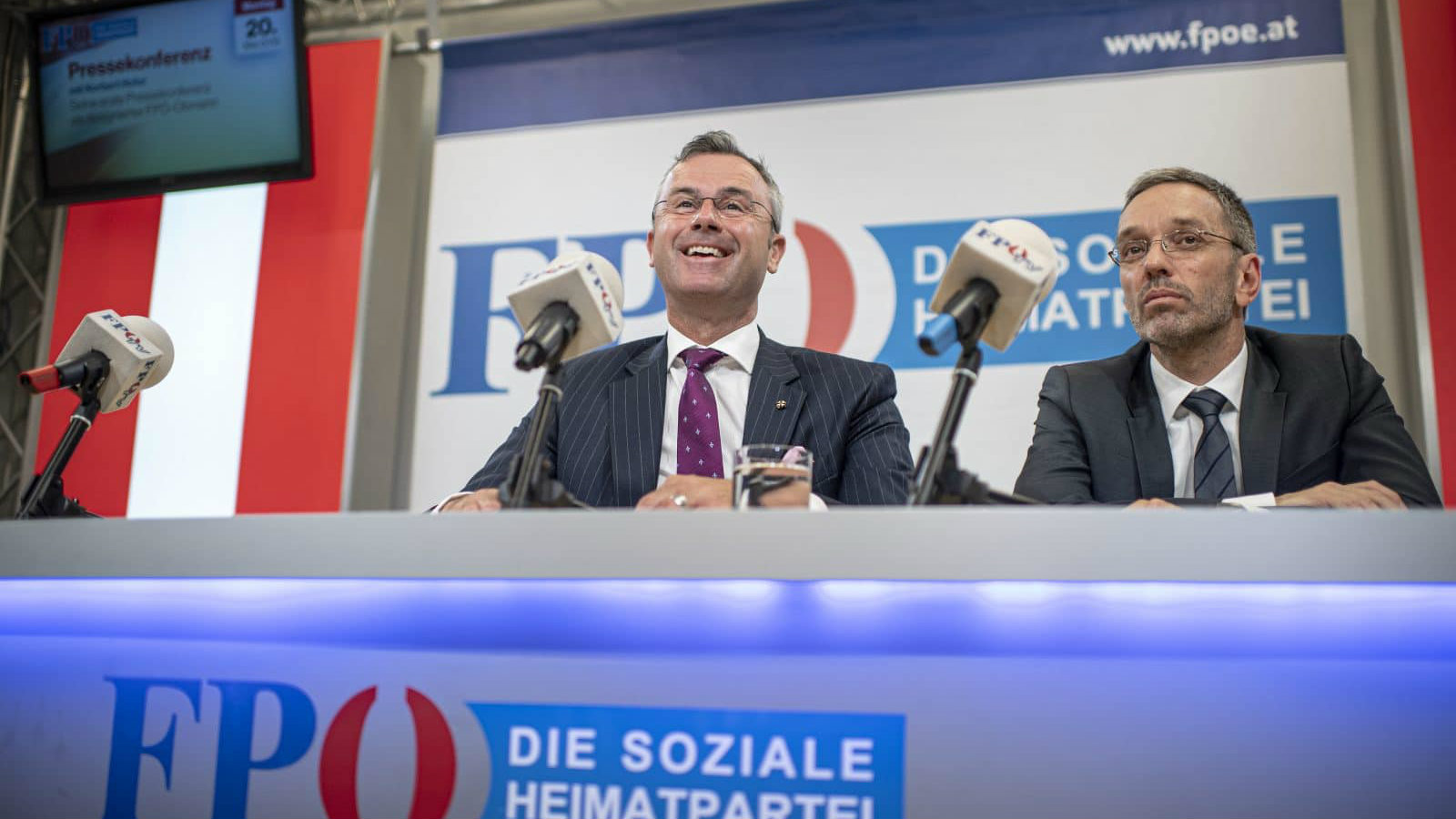 Pakt sa đavolom: Austrijski Srbi prigrlili antimigrantsku desnicu 3