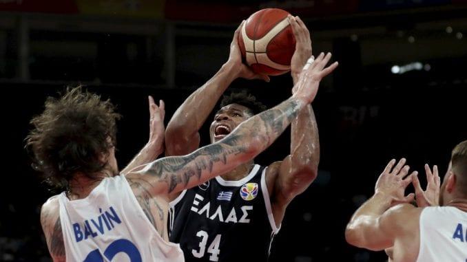 Grci pobedili Češku, ali nedovoljno za četvrfinale 1