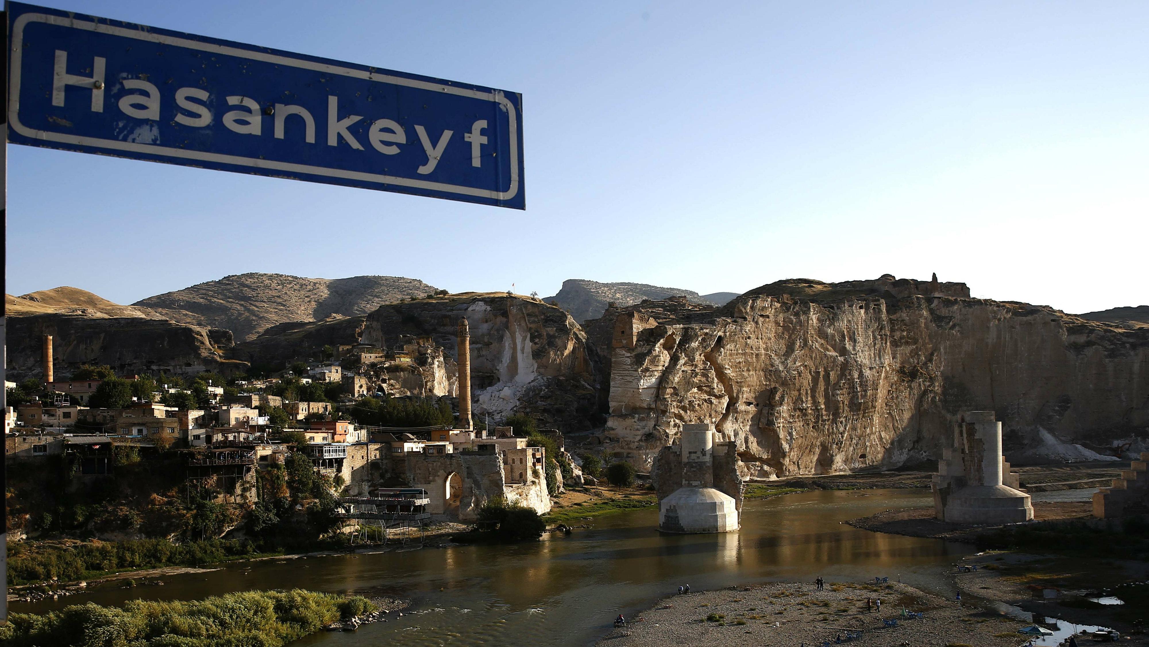 Zašto drevni grad Hasankejf u Turskoj odbrojava dane do nestanka? 4