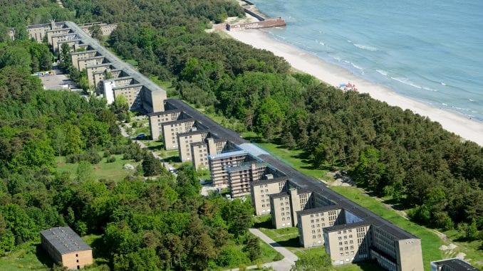 Nacistička građevina postaje najduži hostel na svetu 1