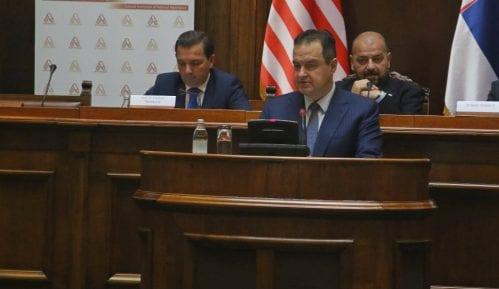 Dačić: Odnosi sa SAD visoko na listi prioriteta Srbije 7
