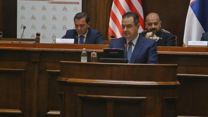 Dačić: Odnosi sa SAD visoko na listi prioriteta Srbije 2