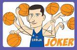 Košarkaška reprezentacija u stikerima besplatno na Viberu (FOTO) 4