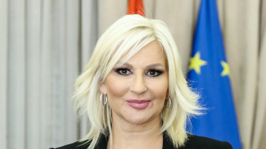 Zorana Mihajlović: Ne očekujem promenu ugovora o radu na Megatrendu 1