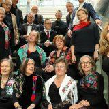 Holandski hor peva Mokranjčeve rukoveti 14