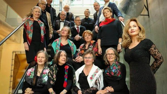 Holandski hor peva Mokranjčeve rukoveti 1