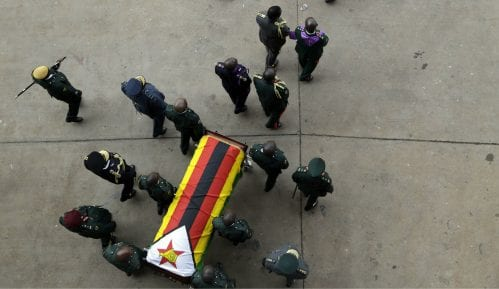 Ceremonija državne sahrane za Mugabea u Zimbabveu, pokop odložen za mesec dana 10