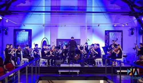 No Borders Orchestra u klubu Dragstor 22. septembra 13