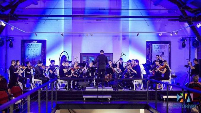 No Borders Orchestra u klubu Dragstor 22. septembra 4