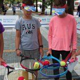 NIS otvorena škola tenisa obradovala mališane u Sokobanji 11