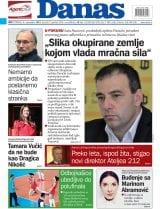 Dnevne novine - Najnovije vesti - Dnevni list Danas