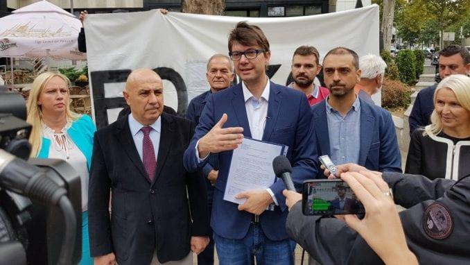 Jovanović: Vesić slagao o ugovoru za Trg Republike, neko će morati u zatvor 3