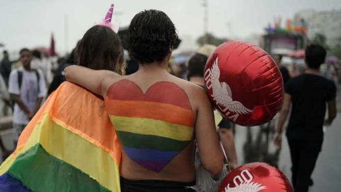 LGBT parada u Rio de Žaneiru 1