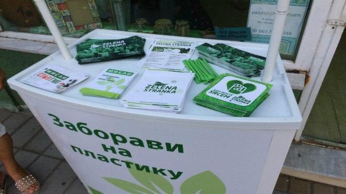 GIK odobrila izbornu listu Zelene stranke u Zrenjaninu 1