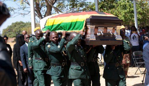 Sahranjen dugogodišnji lider Zimbabvea Robert Mugabe 2
