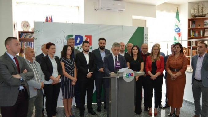 RIK proglasila izbornu listu SDA Sandžaka 1