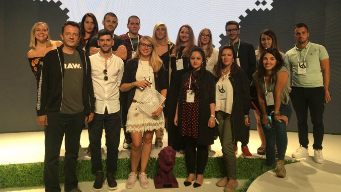 Veliki uspeh I&F Grupe na Balcannes reviji 2