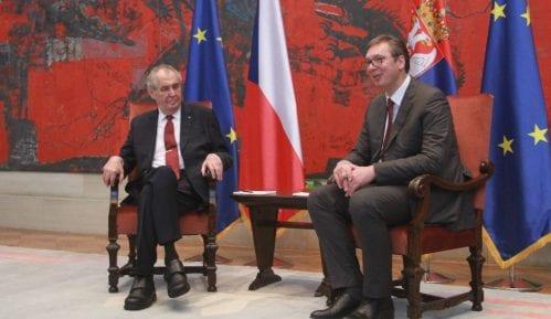 Srbija i Češka potpisali sporazume o saradnji u oblasti odbrane i inovacija 12
