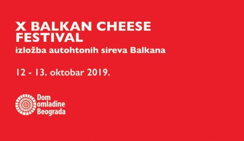 Festival sireva Balkana 12. i 13. oktobra u Domu omladine Beograda 2