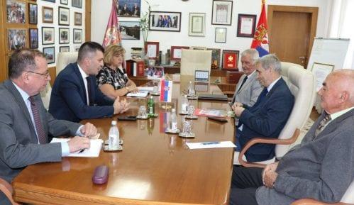 Đorđević razgovarao sa predstavnicima Saveza penzionera Srbije 6