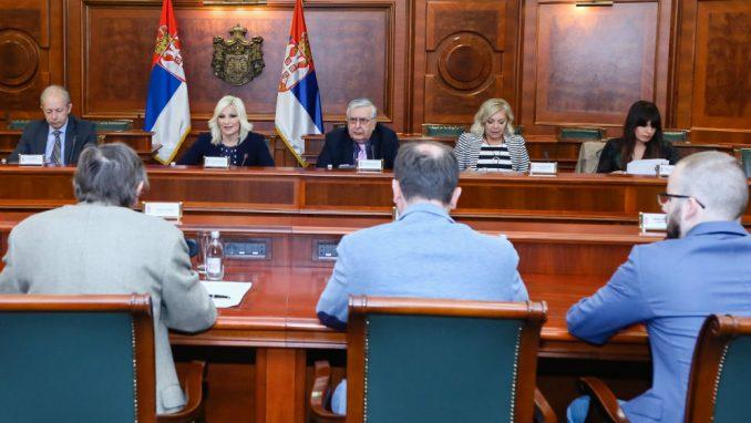Mihajlović predstavila Fiskalnom savetu novi investicioni ciklus 3