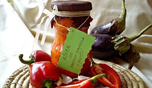 Recept nedelje: Ajvar od barenih paprika 15