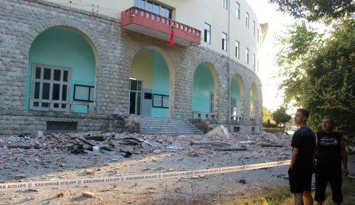 Zemljotres u Tirani 2