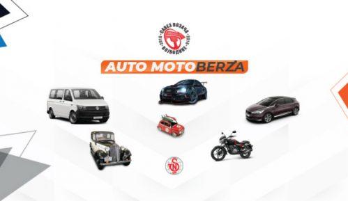 Sajam polovnih automobila na Auto-moto berzi u Novom Sadu 21. i 22. septembra 14