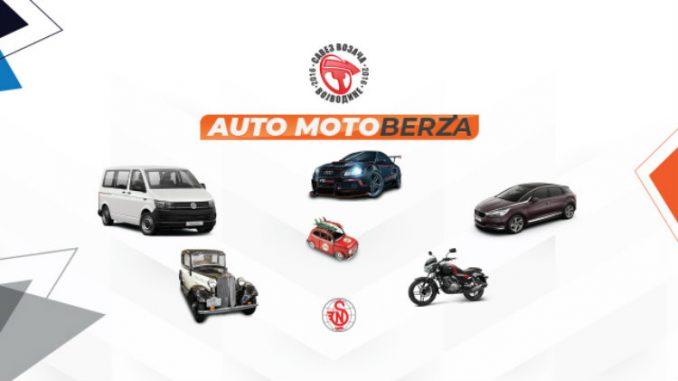 Sajam polovnih automobila na Auto-moto berzi u Novom Sadu 21. i 22. septembra 2