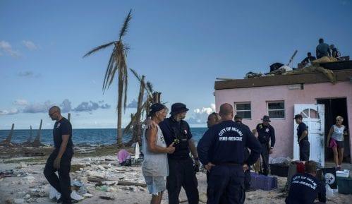 Bahami: Na listama oko 2.500 nestalih nakon uragana Dorijan 6