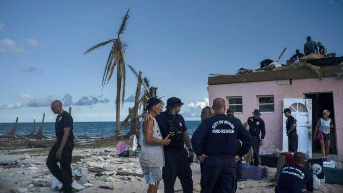 Bahami: Na listama oko 2.500 nestalih nakon uragana Dorijan 2