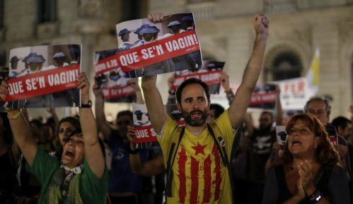 Španski sud odredio pritvor za sedam katalonskih aktivista 12